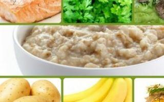 Продукты понижающие и снижающие кислотность желудка