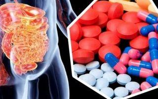 Что делать если тошнит от антибиотиков