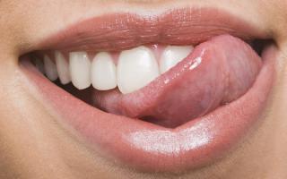Стоматит в полости рта