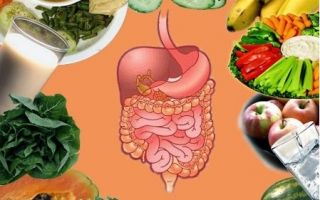 Какая нужна диета при болезни желудка