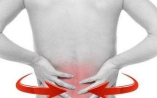 Опоясывающая боль в области спины и желудка