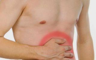 Расстройство желудка и живота