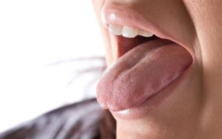 Сухость в горле и во рту