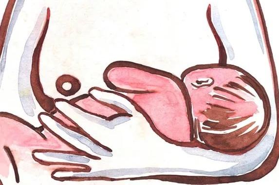 При грудном вскармливании болит желудок
