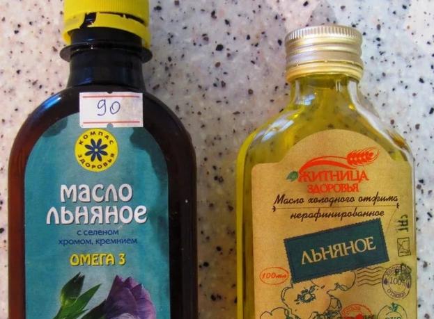 Простатит лечение льняным маслом что такое хронический конгестивный простатит