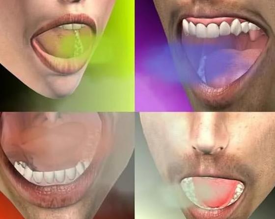 запах крови изо рта причины и лечение